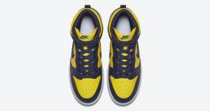 The Nike Dunk High Michigan Returning This Fall! 04