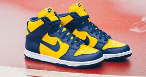 The Nike Dunk High Michigan Returning This Fall!