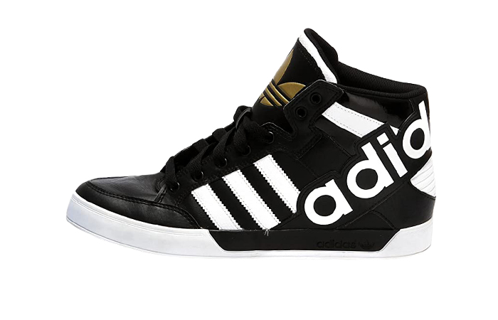 adidas Hardcourt Big Logo Black S77769 01