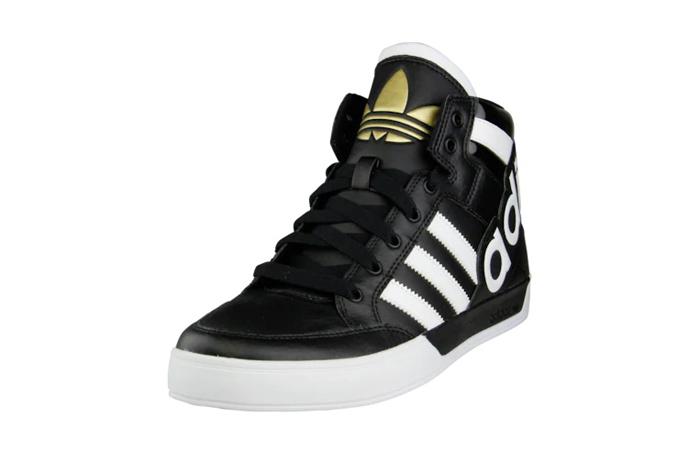 adidas Hardcourt Big Logo Black S77769 02