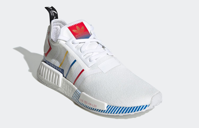 adidas NMD R1 Olympic Pack White FY1432 02