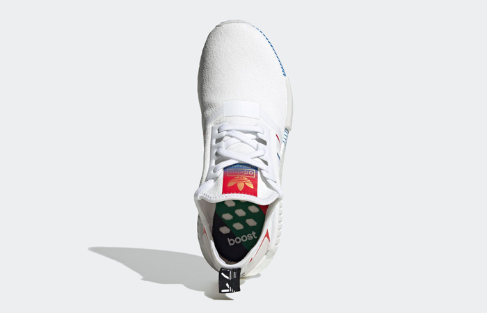 adidas NMD R1 Olympic Pack White FY1432 04