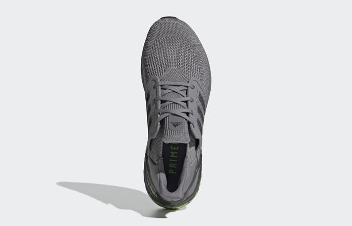 adidas Performance Ultra Boost 20 Grey Black EG0705 04