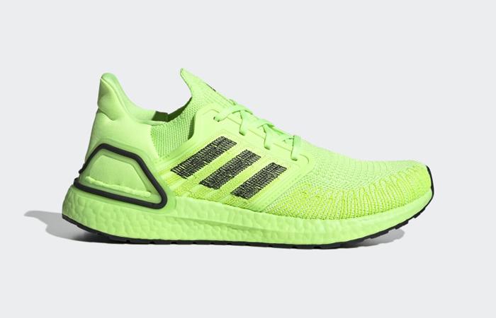 adidas Performance Ultra Boost 20 Signal Green EG0710 03