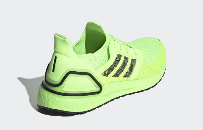 adidas Performance Ultra Boost 20 Signal Green EG0710 05