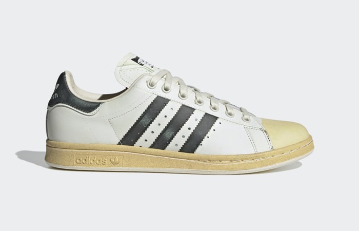 adidas Stan Smith Superstan Shine White Black FW6095 06