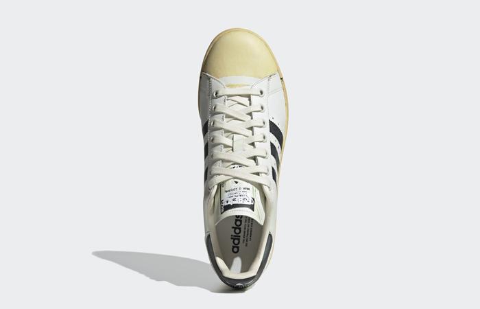 adidas Stan Smith Superstan Shine White Black FW6095 07