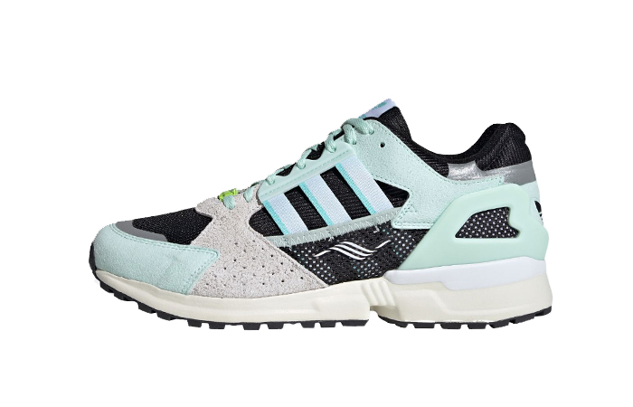 adidas ZX 10000 C Mint Black FV3324 01