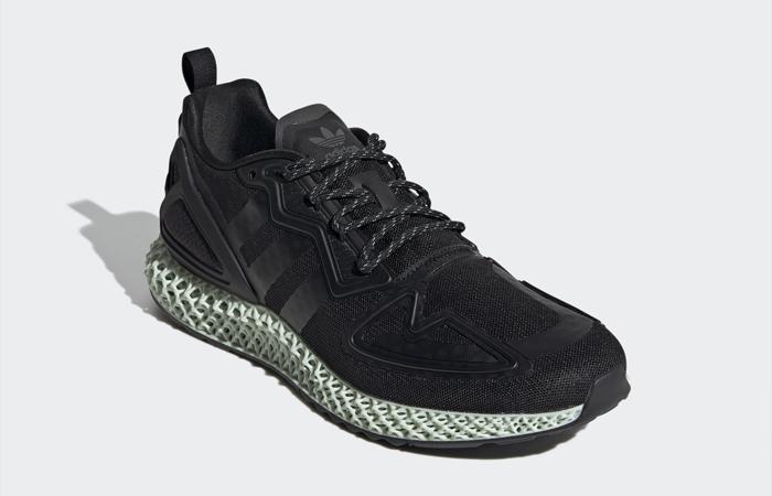 adidas ZX 2K 4D Black Mint FV9027 02