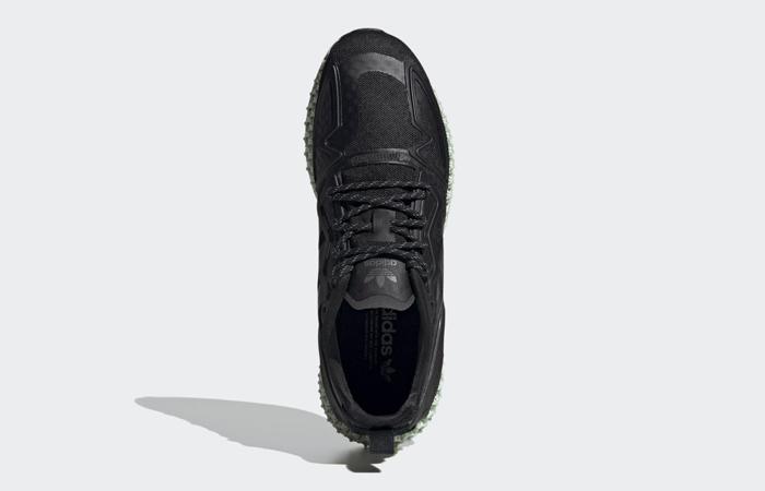 adidas ZX 2K 4D Black Mint FV9027 04