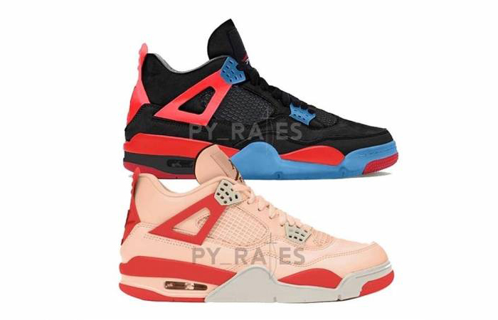 A Collaboration Pack Of Union LA And Air Jordan 4 SP Releasing Next Month ft