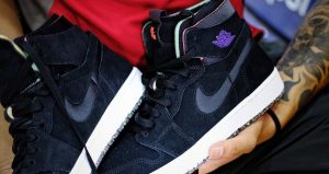 "Air Jordan 1 High Zoom ""Court Purple"" Releasing This Fall 02"