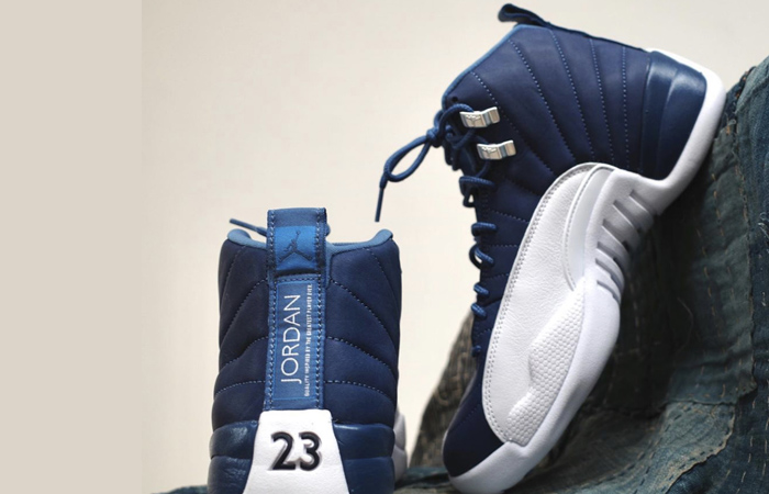 Air Jordan 12 Indigo Is Dropping In August ft