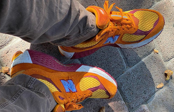 Best Images Of The Bembury's New Balance 2002 Colab ft