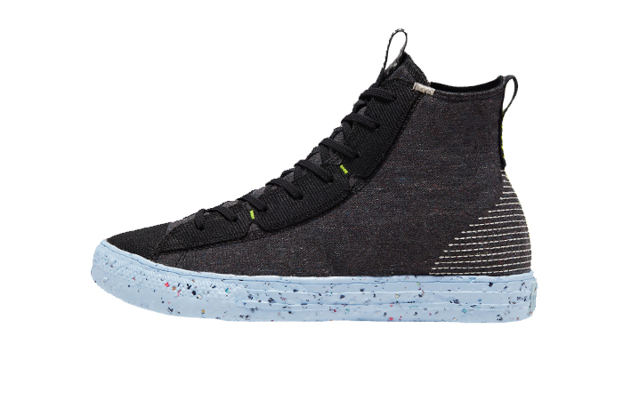 Converse Chuck Taylor All Star Crater Carbon Black 168600C 01