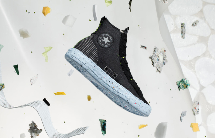 Converse Chuck Taylor All Star Crater Carbon Black 168600C 02