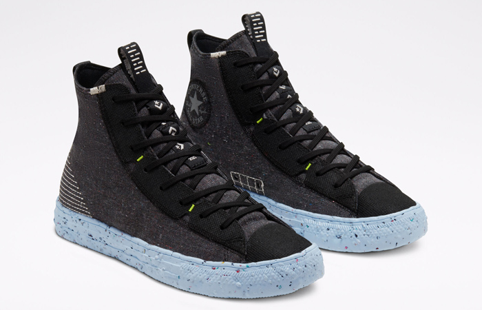 Converse Chuck Taylor All Star Crater Carbon Black 168600C 03