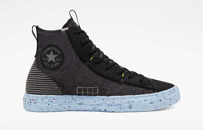 Converse Chuck Taylor All Star Crater Carbon Black 168600C 04