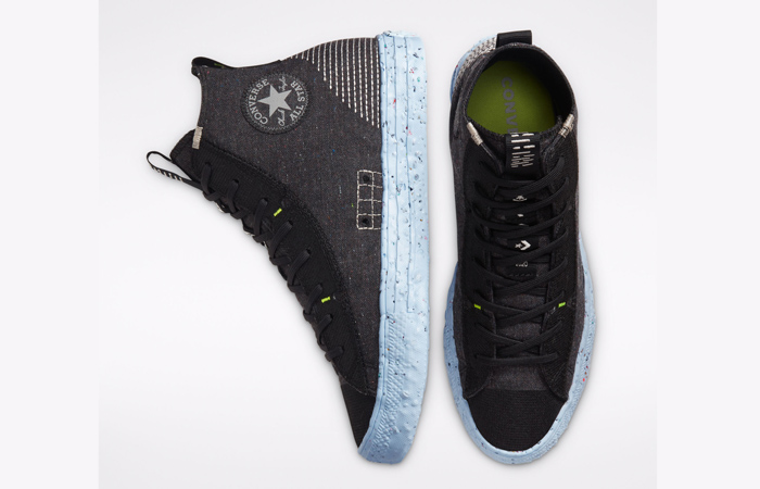 Converse Chuck Taylor All Star Crater Carbon Black 168600C 05