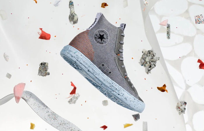 Converse Chuck Taylor All Star Crater Charcoal 168597C 02