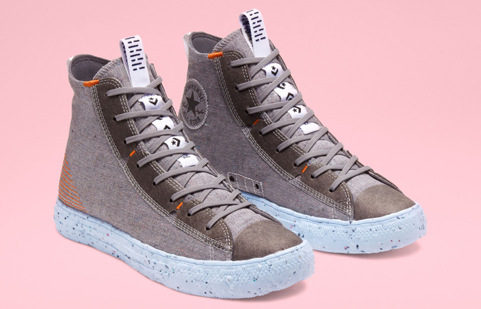 Converse Chuck Taylor All Star Crater Charcoal 168597C 03
