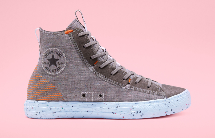 Converse Chuck Taylor All Star Crater Charcoal 168597C 04