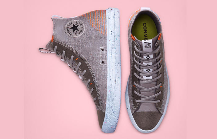 Converse Chuck Taylor All Star Crater Charcoal 168597C 05