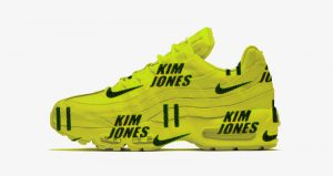 Dior's Kim Jones And Nike Air Max 95's Upcoming Collaboration Maybe Under Construction! 01