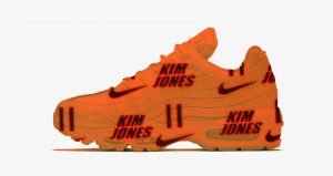 Dior's Kim Jones And Nike Air Max 95's Upcoming Collaboration Maybe Under Construction! 02