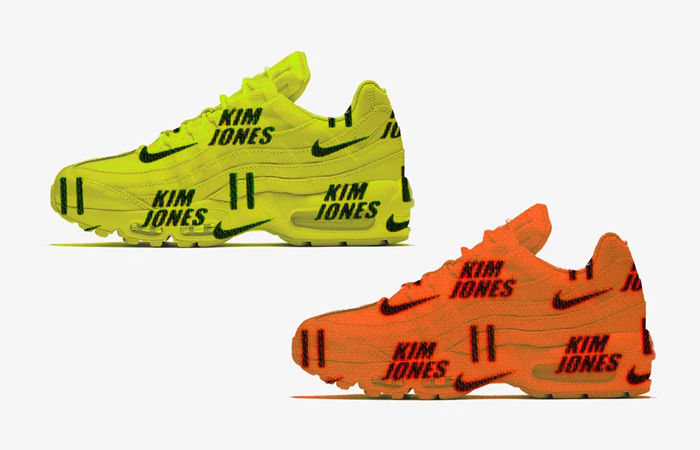 Dior's Kim Jones And Nike Air Max 95's Upcoming Collaboration Maybe Under Construction! ft