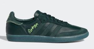 Displaying Official Images Of Jonah Hill's adidas Samba 01