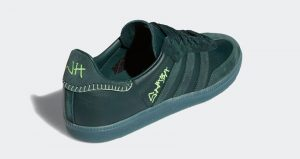 Displaying Official Images Of Jonah Hill's adidas Samba 03