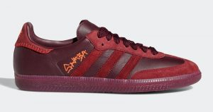 Displaying Official Images Of Jonah Hill's adidas Samba 04