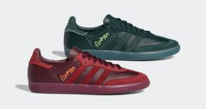 Displaying Official Images Of Jonah Hill's adidas Samba