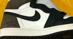 First Look At The Air Jordan 1 High OG Dark Mocha 01