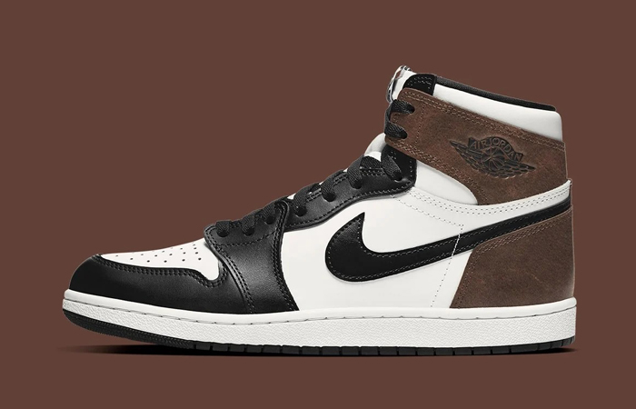 First Look At The Air Jordan 1 High OG Dark Mocha ft