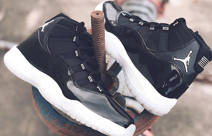 """Get Yourself Ready For The Hottest Drop Air Jordan 11 """"25th Anniversary"""" ft"""