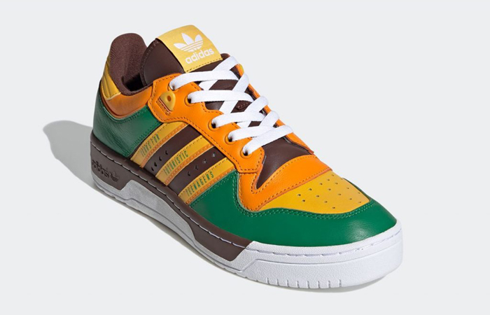 Human Made adidas Rivalry Low Green FY1084 02