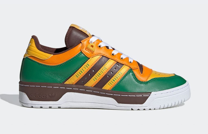 Human Made adidas Rivalry Low Green FY1084 03