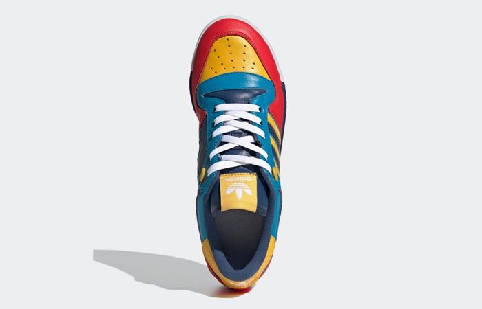 Human Made adidas Rivalry Low Night Marine FY1083 04