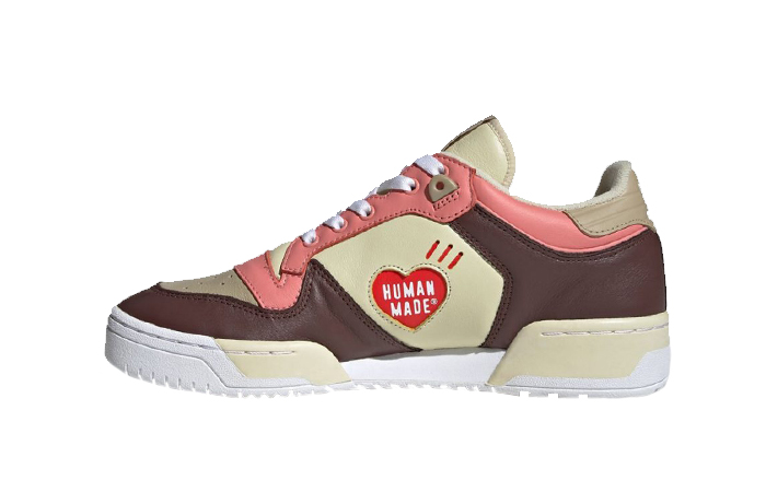 Human Made adidas Rivalry Low Sand Brown FY1085 01