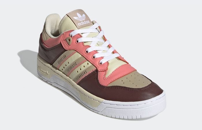 Human Made adidas Rivalry Low Sand Brown FY1085 02
