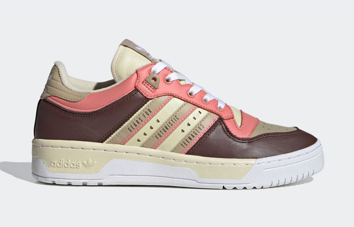 Human Made adidas Rivalry Low Sand Brown FY1085 03