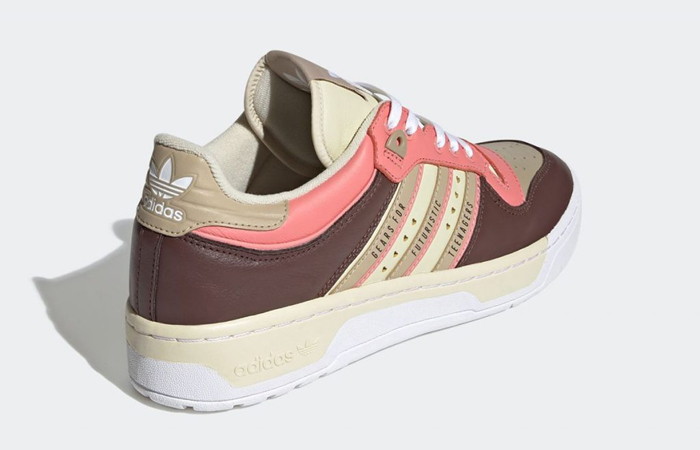 Human Made adidas Rivalry Low Sand Brown FY1085 05