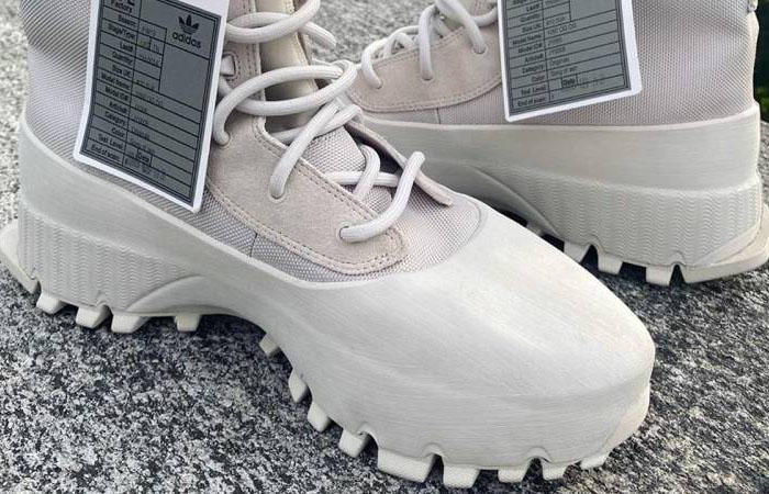 Introduce Yourself With The New adidas Yeezy 1050 ft