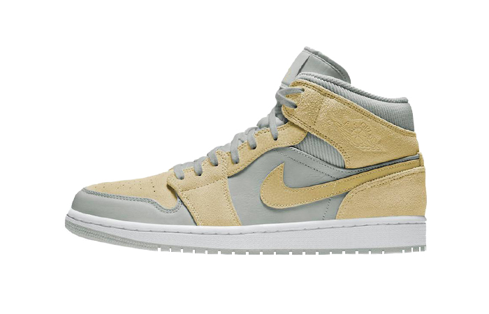Jordan 1 Mid Grey Bone DA4666-001 01