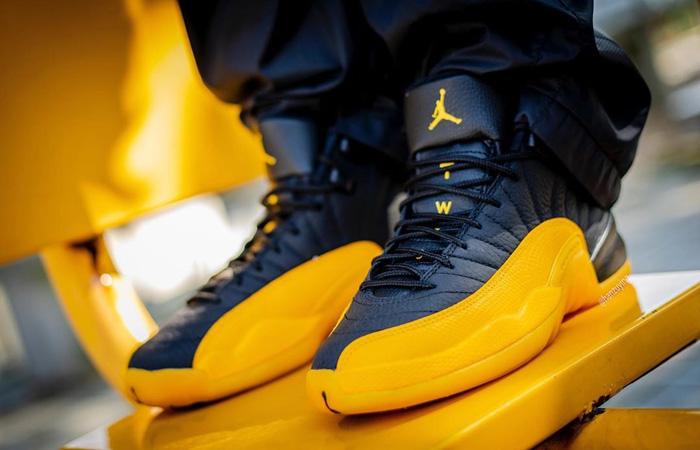 Jordan 12 Mustard Yellow Black Release Date Is So Closer! ft