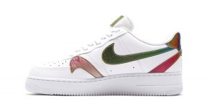 Multi Swooshes Can Be Seen On The New Nike Air Force 1 01