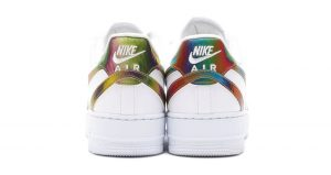 Multi Swooshes Can Be Seen On The New Nike Air Force 1 05