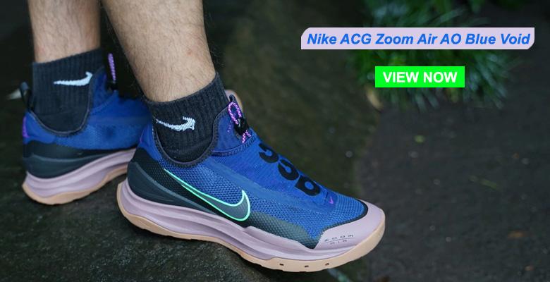 Nike ACG Zoom Air AO Blue Void CT2898-401